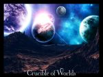 Crucible of Worlds by Bl0oDy4nGeL