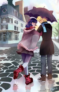 Someday in the Rain by Vivifx