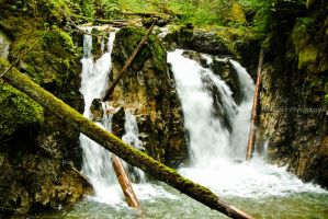 Gorge Creek System by wheeler-photographic