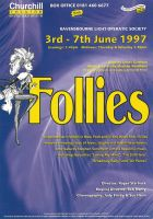 Follies Poster by legley