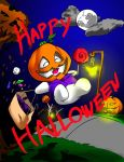 Happy Halloween 08 by Blimpy4000