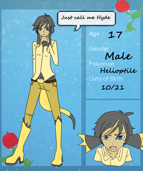 .:Pokehost:. Application- Hyde Montgomery by AngelofDusk64