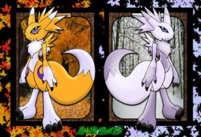Renamon by GB-of-BS