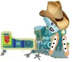 Tillie the cowgirl train by hot293wildcat