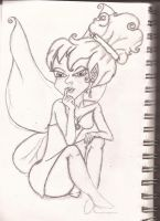 WIP-TINKERBELL by msteaduffy