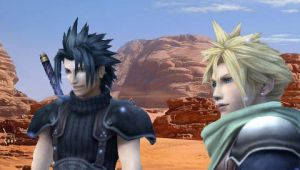 Zack And Cloud by Squall-Darkheart