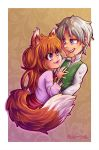 Spice and Wolf by cute-loot