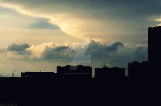Clouds 280 by BaselMahmoud