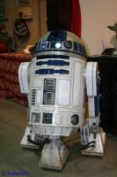 R2D2 from Star Wars by Zuberiuth