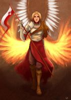 Archangel by EmjayxD