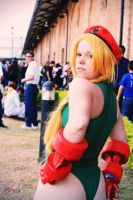 Cammy Street figther by Andy-swan11