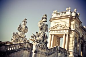 Gloriette by dianora