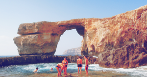 azure window by LelloGneh