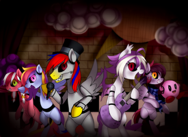 CO: Halloween by PegaSisters82