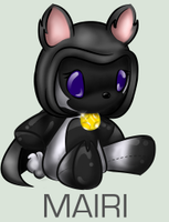 Plushie Collection: Mairi by WingedHippocampus