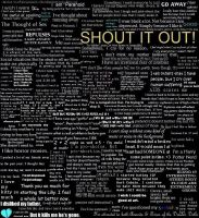 SHOUT IT OUT by Disturbed-Sanctuary