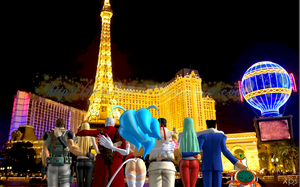 Capcom Night at Las Vegas by NekoHybrid