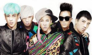 BIG BANG fanart by lera-park