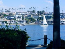 Newport Beach VII by TrashyDiamond