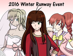 2016 Winter Runway Event Main by Typhoon-Manga