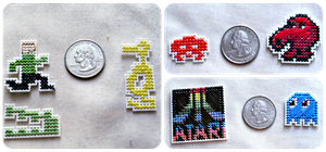 More Atari Cross Stitch by agorby00