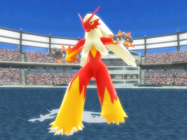Blaziken .:Download:. by SureinDragon