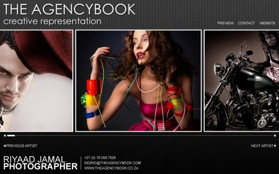 Agency Book - Photog Package by xantisant