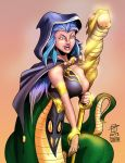 Take my breath of fire away - colors by nahp75