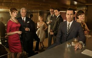 Mad Men Wallpaper 2 by seb88