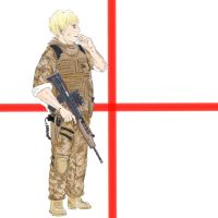 Army England by poketheanime