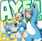Fairy Tail_Aye! by LadyGT