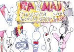 Rayman contre les lapins cretins again by zigaudrey