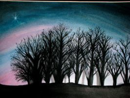The Trees Were Right by g0llychelsea