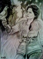 Snow in Once Upon a Time by Lois-Scarlet