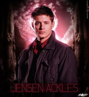 jensen Ackles by Man-Graphics