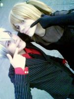 Soul Eater : Cool Partner by Varia-Prince