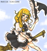 Marisa by sheepstep