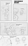 Sonic got Amy Pregnant. Pg 1 by sonicxamy09