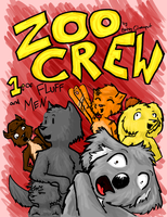 Zoo Crew Cover 1 by bootsa81