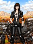 Narita - MadMax style by Perronegro300