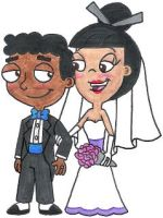 Baljeet and Ginger Get Married by nintendomaximus