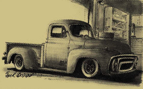 Cartoons art gallery on hotrod heaven deviantart for Garage pf autos sa cergy