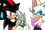 Shadow n Rouges son... Silver? by Speedslide
