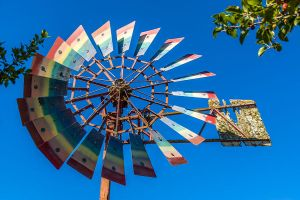 Wheel of Peace by Anantaphoto