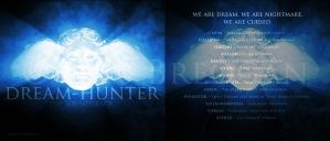 Dream-Hunter CD Cover by Breogan