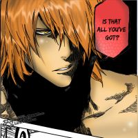 Bleach - 419 Strong enough... by kayts99