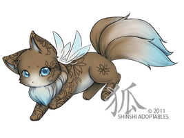 Berry-Kitsune : Lilly by ShinshiAdoptables