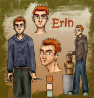 Character F Entry Meet Erin by T-Nooler