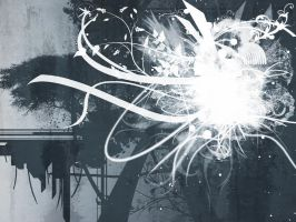 My Chaotic  ::Wallpaper:: by PheonixKarr