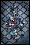 Between The Squares by Aderet